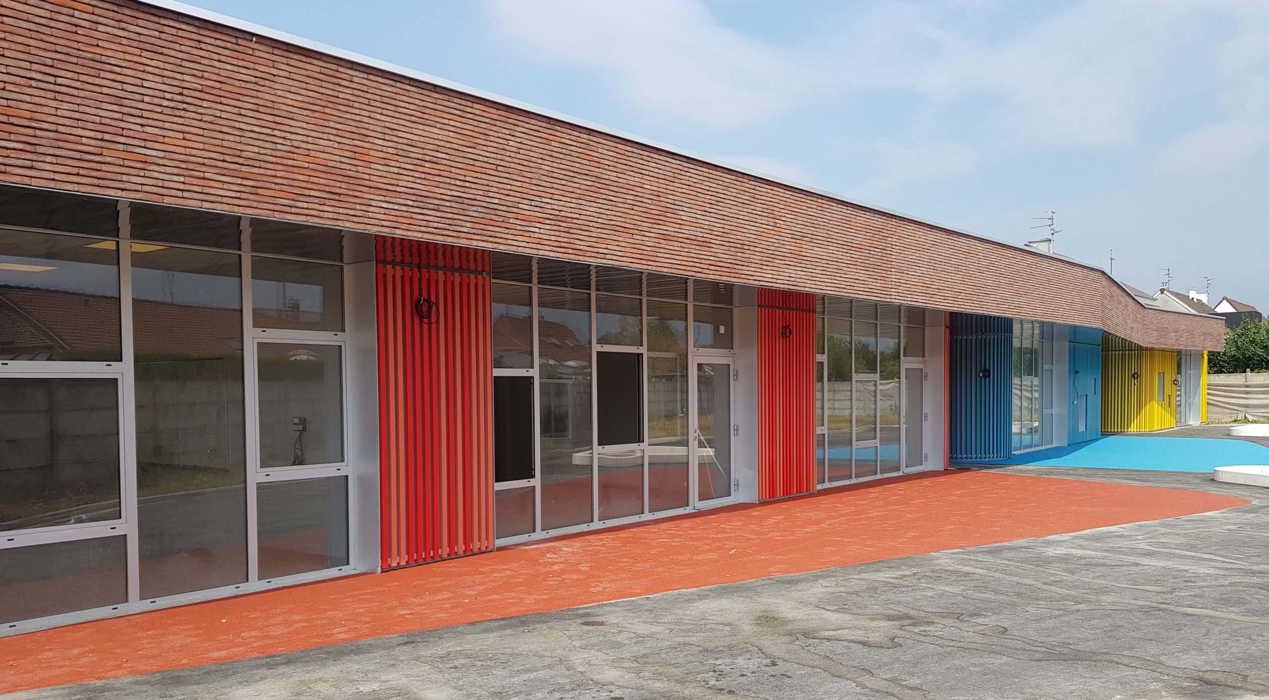 Ecole maternel henri Ghesquière Lesquin